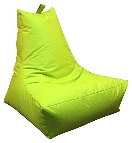 Mesana-XXL-Lounge-Sessel-ca-100x90x80-cm-Sitzsack-fr-Outdoor-Indoor-wasserabweisend-viele-verschiedene-Farben-apfelgrn
