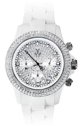 Toy Watch Velvety chrono VVCMS05WH