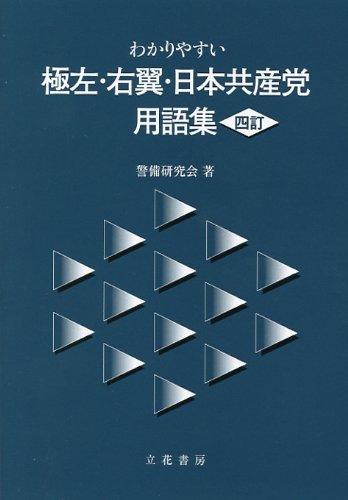 わかりやすい極左・右翼・日本共産党用語集