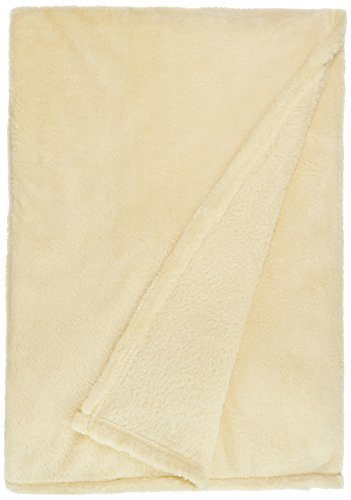 Northpoint Odyssey Ultra Cozy Plush Blanket, Twin, Yellow front-911740