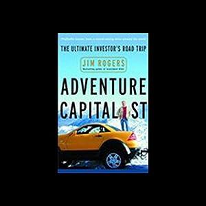 Adventure Capitalist Audiobook