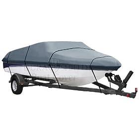 DuraShield Trailerable Boat Cover 20'-21'-22' V-Hull 3P