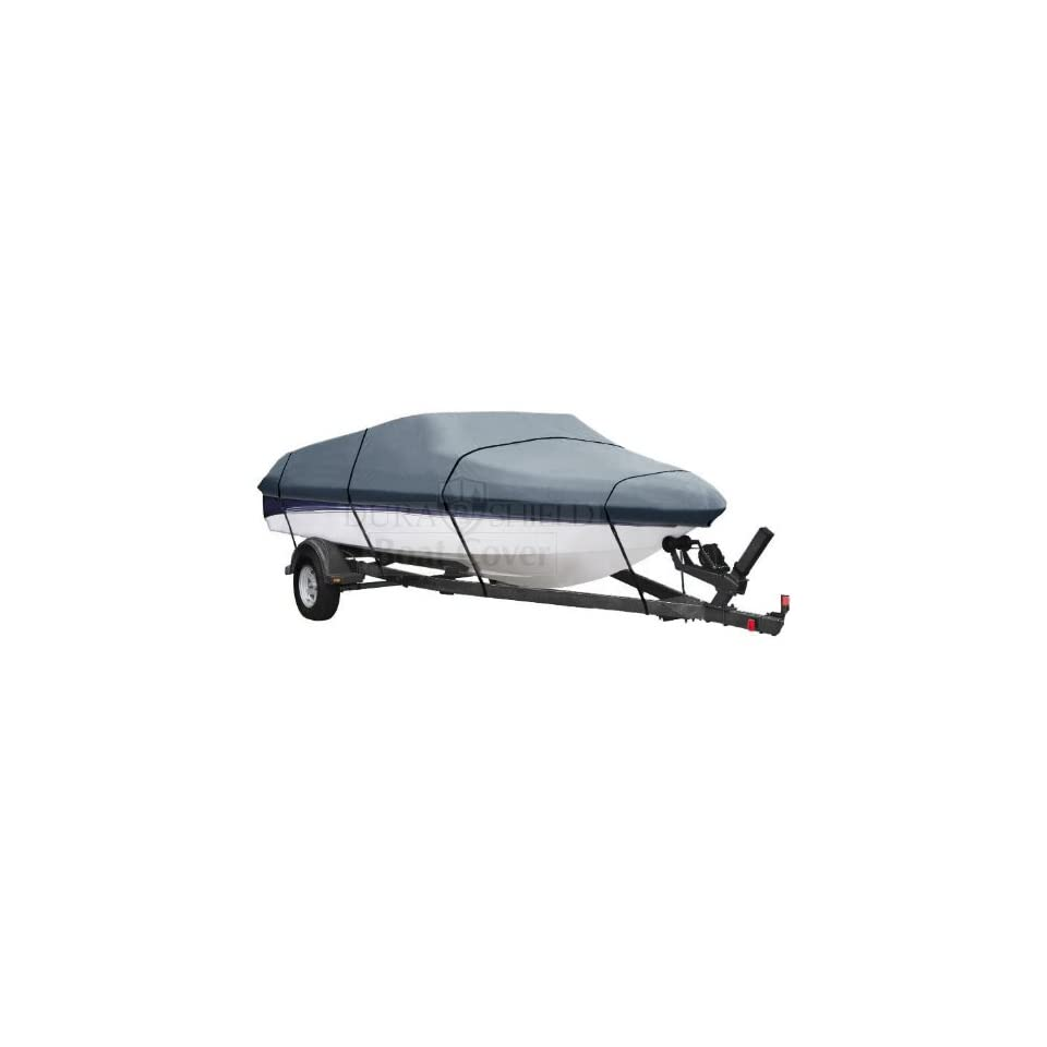 Classic Accessories Dryguard Waterproof Boat Cover