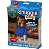 Snuggie For Dogs - Large - Blue