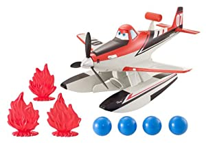 Disney Planes: Fire and Rescue Blastin Dusty Vehicle