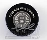 Autographed NHL Pucks 2012 Cup Signed Kyle Clifford Hockey Puck