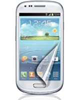 Film Protection ecran Ultra Clear telephone Samsung Galaxy S3 Mini i8190 3 Films
