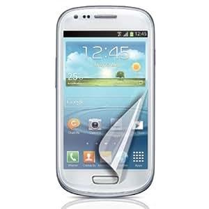 Film Protection ecran Ultra Clear telephone Samsung Galaxy S3 Mini i8190 3 Films
