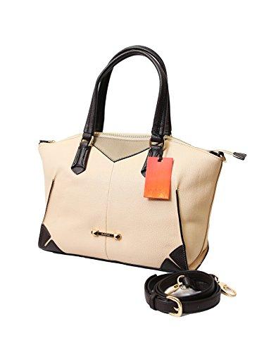 Mario di Valentino, Borsa a mano donna beige handbag