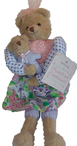 "Hallmark Mom & Baby Bear, Hyacinth and Cuddlesworth 14"" tall - 1"