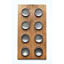 Magnetic Spice Rack (8 Tins)