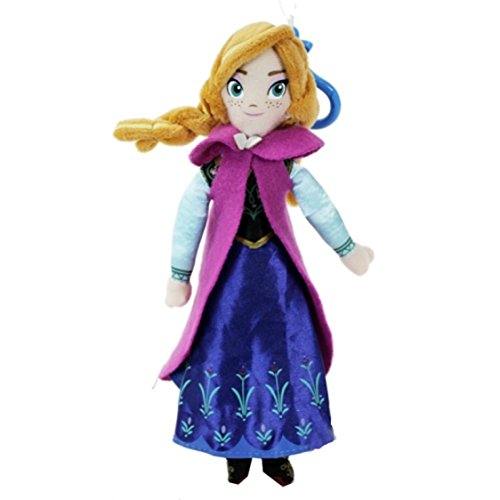 "Fast Forward Disney Frozen Anna Coin Purse - 6"" - 1"