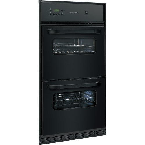 "24"" Gas Wall Oven - Single Oven, Manual Clean, Broiler"