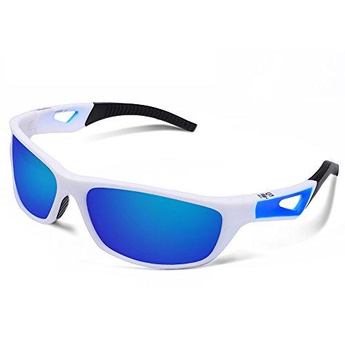 ewin-e51-polarised-sports-sunglasses-uv400-protection-superlight-unbreakable-tr90-frame-glasseswhite
