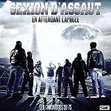 echange, troc Sexion D'Assaut - Les Chroniques Du 75, En Attendant L'Apogée (CD + DVD)