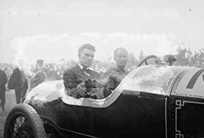 1915 photo Auto races, Bennings, Md. I.e., Washington, D.C., 1915 Vintage Bla e5