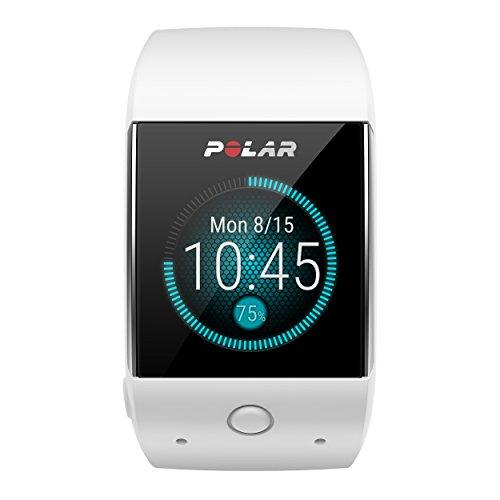 Polar-M600-GPS-Smart-Sports-Watch-White