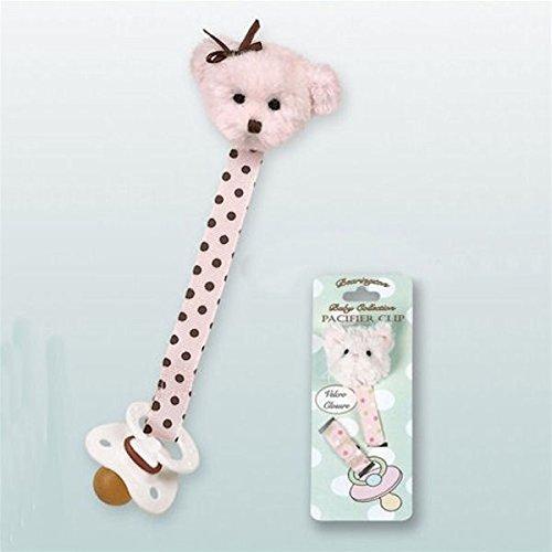 Bearington Baby Dottie Pacifier Clip (Bearington Baby Pacifier Clip compare prices)