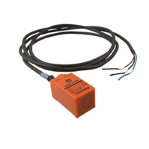 Dimart Ps17-5Dp Red Led Indicator Orange Square Proximity Switch