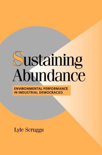 Sustaining Abundance: Environmental Performance in...