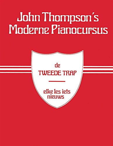 John Thompson's Moderne Pianocursus Tweede Trap