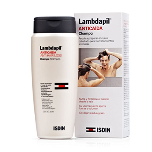 Isdin Lambdapil Hair Loss Shampoo 200ml