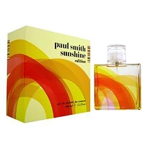 Sunshine Women 2011 by Paul Smith Eau de Toilette Spray 100ml