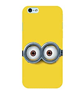 Popular Cartoon Character 3D Hard Polycarbonate Designer Back Case Cover for Apple iPhone 6S