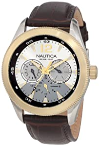 Nautica N15613G - Reloj de pulsera hombre