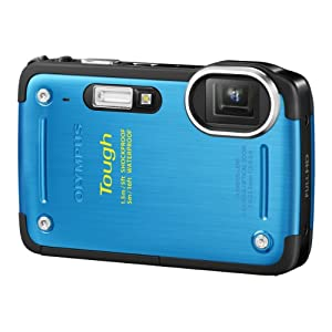 TG-620 Blue - 12.0 MP