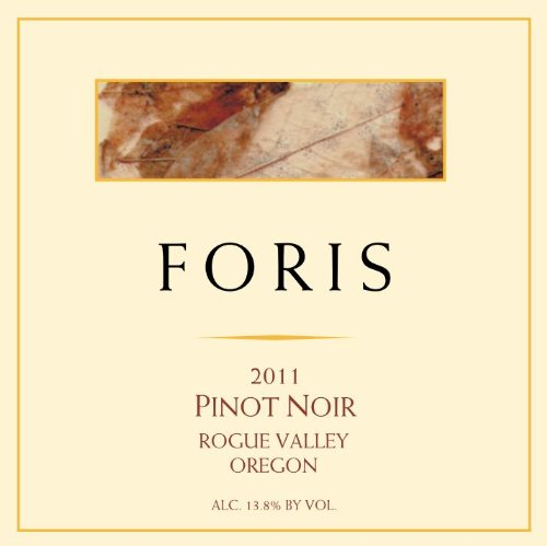 2011 Foris Rogue Valley Pinot Noir 750 Ml