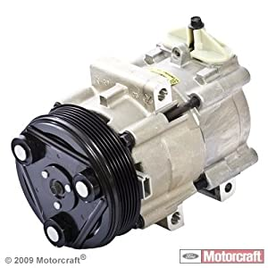 Motorcraft YCC163 Compressor from Motorcraft