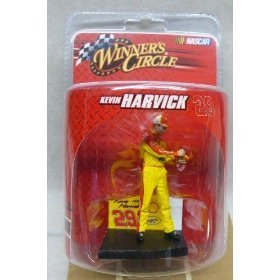 "Winner's Circle - Kevin Harvick - 3"" Figure - NASCAR"