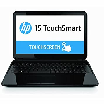 "HP TouchSmart 15-d037dx 15.6"" Touch Screen Laptop PC - Intel Core i3-3130M / 4GB Memory / 750GB HD / DVD±RW/CD-RW / HD Webcam / Windows 8.1 64-bit (Sparkling Black)"