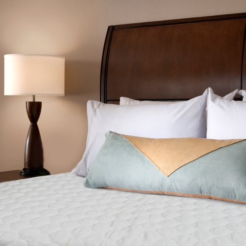Organic Cotton Mattress Pad With Organic Filling
