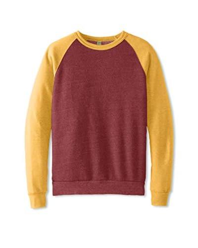 Alternative Men's Colorblocked Champ Sweatshirt