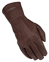 Heritage Carriage Driving Glove, Chocolate Brown, Size 11
