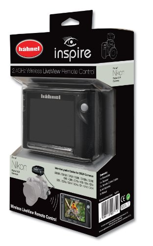Hahnel Inspire Wireless Remote with Liveview Display for Nikon