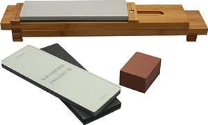 Henckels Bob Kramer Euroline 6pc Sharpening Kit 34999 403
