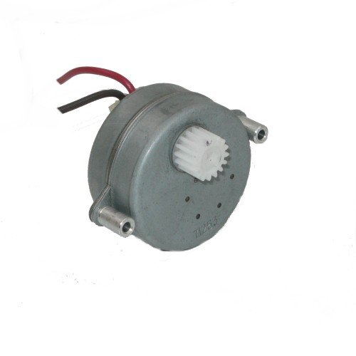 120 Vac 1.2 Rpm Motor With Gear