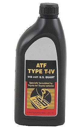 Genuine Toyota Lexus ATF Type T-IV Automatic Transmission Fluid OEM 12 quart Type-4 ATF (Automatic Transmission Toyota compare prices)