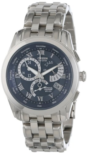 Citizen Men's BL8000-54L Eco-Drive Calibre 8700 Perpetual Calendar Watch
