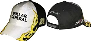 Matt Kenseth CFS NASCAR Dollar General Fast Time Hat - 2014