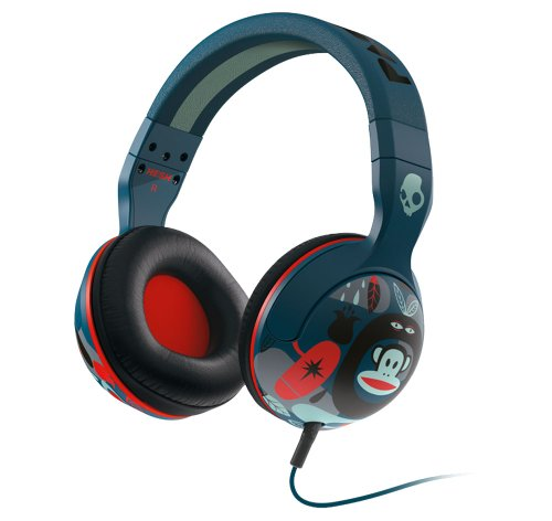 Skullcandy - Hesh 2 Over Ear Headphones In Paul Frank Navy/ Red