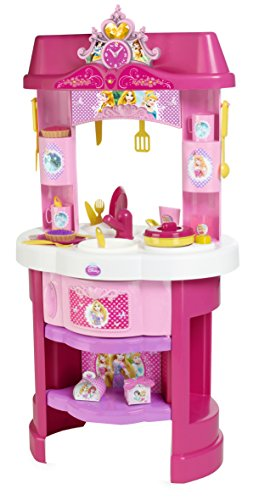 Smoby 7600024023 - Disney Princess Cucina con Accessori