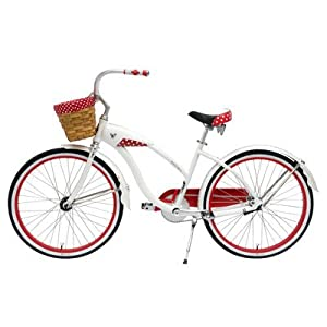 Huffy Minnie Mouse Limited Edition Cruiser Bicycle