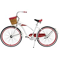 Huffy Womens Limited Edition Disney Minnie Mouse Cruiser Bike