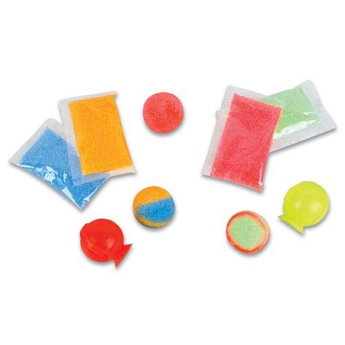Make your own Bouncy balls - craft kit makes 12 balls(6 kits, each kit makes 2 balls)