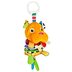 Lamaze Baby Toy, Shiver the Sharpei
