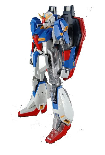 Gundam MSZ-006 Zeta Gundam Ver 2.0 with Extra Clear Body parts MG 1/100 Scale